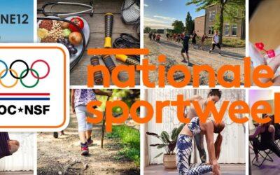 Nationale Sportweek bij Kazerne12